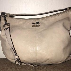 Coach Sofia Convertible Hobo Crossbody Bag